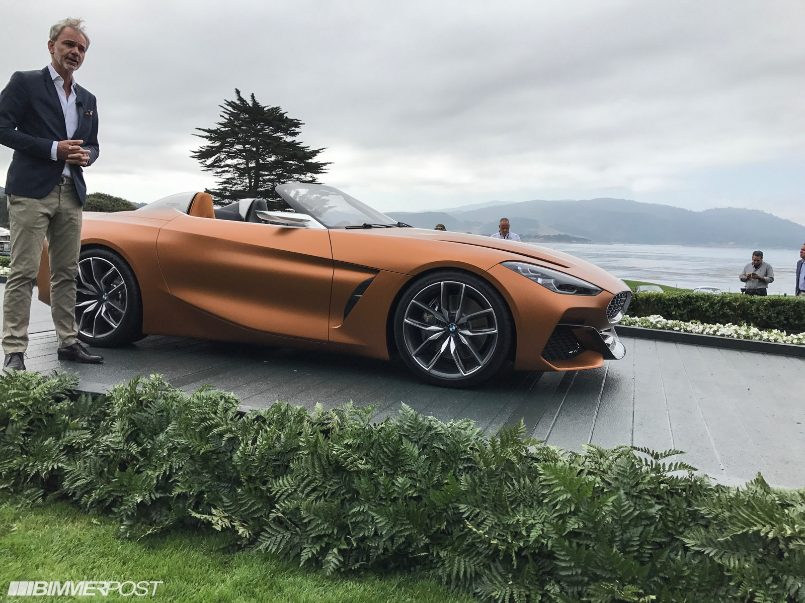 The BMW Z4 Concept Page 3