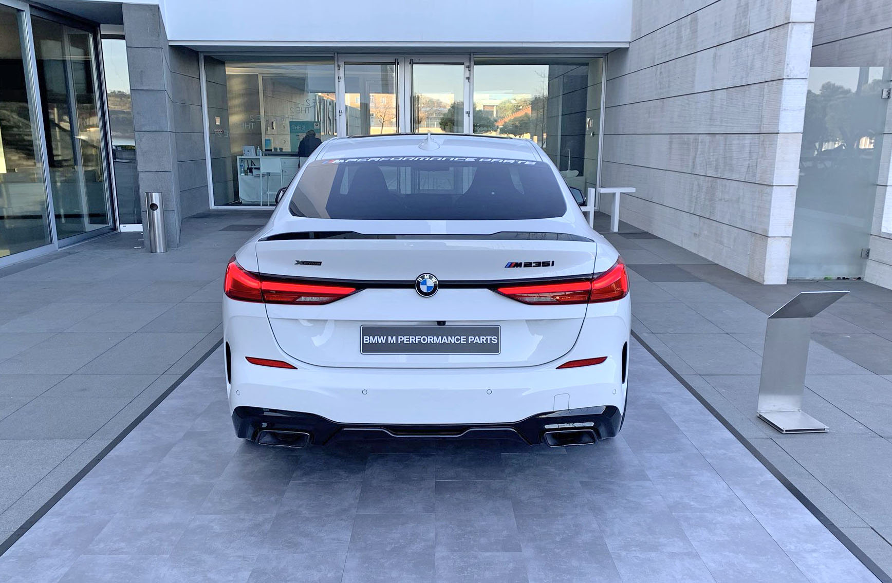 Name:  BMW M235i Gran Coupe M Performance Parts 3.jpg Views: 10577 Size:  274.6 KB
