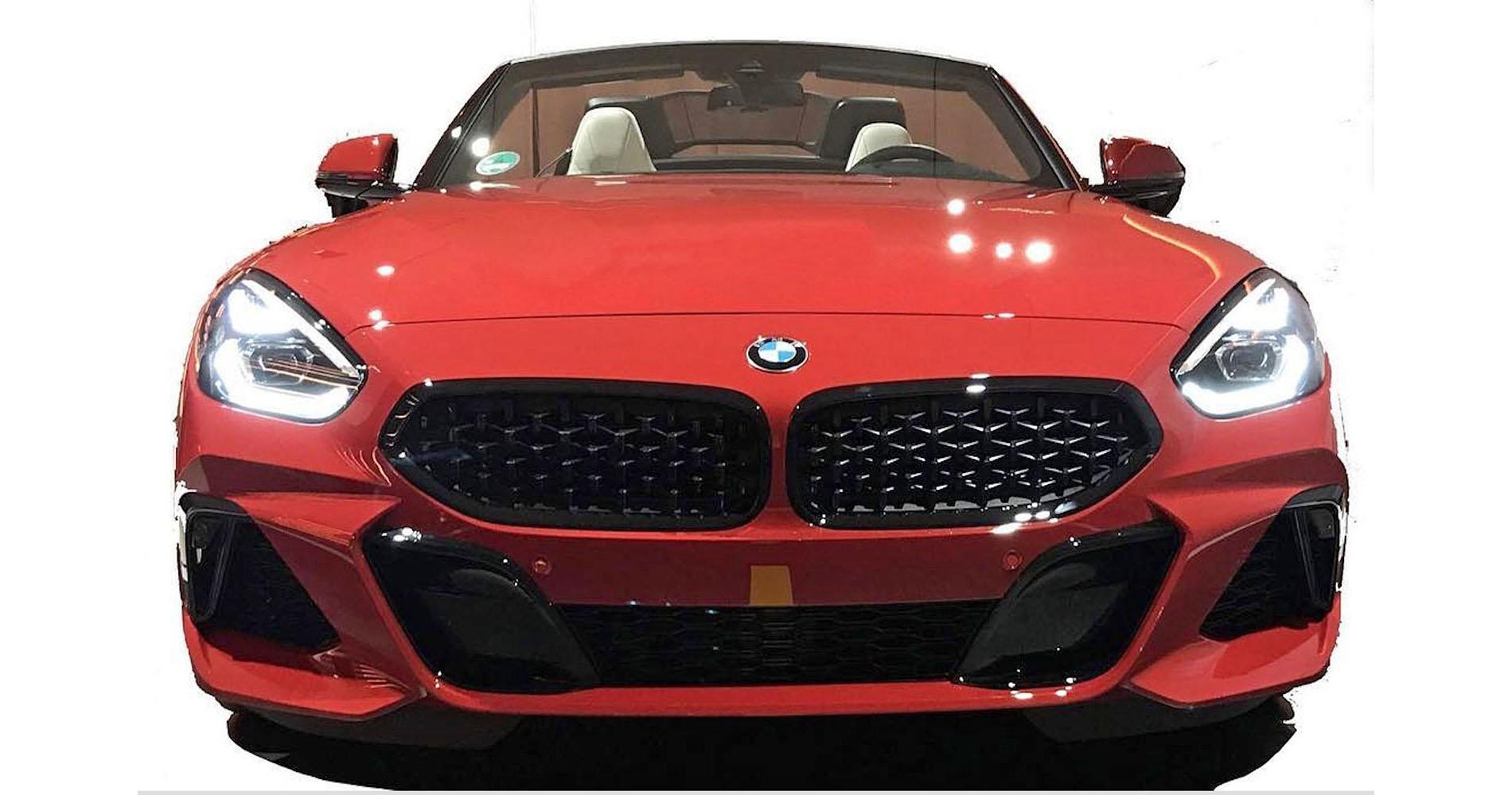 Name:  Leaked-2019-BMW-Z4-G29.jpg Views: 46610 Size:  207.0 KB